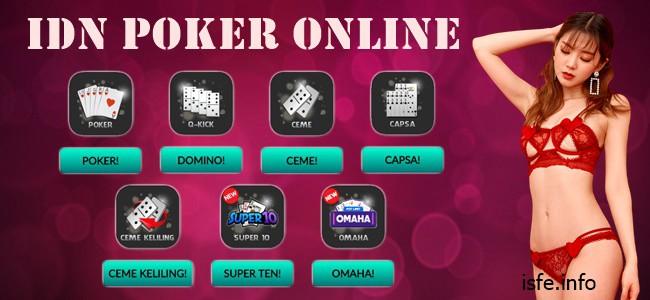 IDN Poker Online Syarat Dan Aturan Dalam Permainan